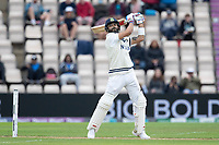 Virat Kohli, India plays and misses during India vs New Zealand, ICC World Test Championship Final Cricket at The Hampshire Bowl on 19th June 2021