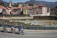 peloton<br /> <br /> 110th Milano-Sanremo 2019 (ITA)<br /> One day race from Milano to Sanremo (291km)<br /> <br /> ©kramon