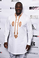 """Adewale Akinnuoye-Agbaje<br /> arriving for the """"Farming"""" screening as part of the S.O.U.L. Festival at the BFI Southbank, London<br /> <br /> ©Ash Knotek  D3517 30/08/2019"""