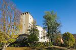 Austria, East-Tyrol, Lienz: Castle Bruck, today a town's museum   Oesterreich, Osttirol, Lienz: Schloss Bruck, heute ein Museum der Stadt