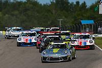 Race Start, #79 Mark Motors Racing, Porsche 991 / 2019, GT3CP: Roman DeAngelis