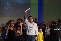 SÃO PAULO, SP, 24.07.2016 - ELEIÇÕES-SP - Bruno Covas durante convenção municipal do partido na cidade de São Paulo na Fecomercio no centro da cidade de São Paulo neste domingo, 24. A aliança partidária do PSDB para as eleições municipais em São Paulo conta com o apoio de dez partidos. PSB, PPS, PHS, PMB e DEM. (Foto: Ciça Neder/Brazil Photo Press)