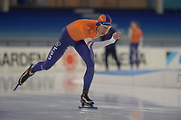 SPEEDSKATING: HEERENVEEN: IJsstadion Thialf, 13-12-2018, ISU World Cup training, ©photo Martin de Jong