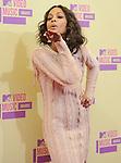 Zoe Saldana at The 2012 MTV Video Music Awards held at Staples Center in Los Angeles, California on September 06,2012                                                                   Copyright 2012  DVS / Hollywood Press Agency