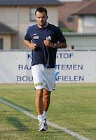 KV Kortrijk : Loris Reina..Foto VDB / BART VANDENBROUCKE