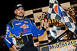 Feb 13, 2010; 10:24:14 PM; Barberville, FL., USA; The UNOH sponsored World of Outlaws event running the 39th Annual DIRTCar Nationals at Volusia Speedway Park.  Mandatory Credit: (thesportswire.net)