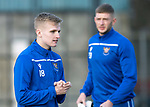 St Johnstone Training…17.01.20<br />Ali McCann pictured during training this morning at McDiarmid Park ahead of tomorrow's Scottish Cup tie against Greenock Morton..<br />Picture by Graeme Hart.<br />Copyright Perthshire Picture Agency<br />Tel: 01738 623350  Mobile: 07990 594431