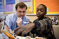 Tom Perriello D-Ivy is a freshman congressman representing the 5th District of Virginia that includes Charlottesville. Photo/Andrew Shurtleff....