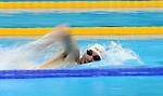 Alex Elliot, Rio 2016 - Para Swimming // Paranatation.<br /> Team Canada trains at the Olympic Aquatics Stadium // Équipe Canada s'entraîne au Stade olympique de natation. 06/09/2016.