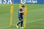 Getafe CF's coach Jose Bordalas during training session. September 23, 2020.(ALTERPHOTOS/Acero)