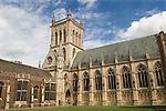 Cambridge University UK St Johns College Chapel.