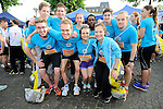 Mannheim, Germany, May 09: Before the SAP Arena Marathon on May 9, 2015 in Mannheim, Germany. (Photo by Dirk Markgraf / www.265-images.com) *** Local caption ***