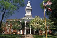 AJ3996, courthouse, Milledgeville, Georgia, Baldwin County Courthouse in Milledgeville in the state of Georgia.