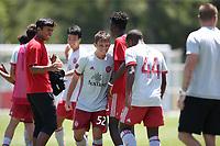 2018 Boys' DA U-16/17 SemiFinal, Atlanta United FC vs Montreal Impact FC, July 8, 2018