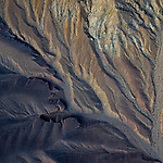Badwater Basin, Death valley, aerial shots by Mitch Rouse