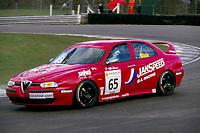 #65 Colin Blair. GA Janspeed Racing. Alfa Romeo 156.