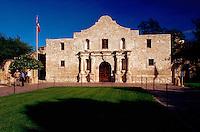 The Alamo. San Antonio, Texas
