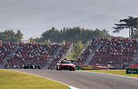 13th September 2020; Mugello race track, Scarperia e San Piero, Tuscany, Italy ; Formula 1 Grand Prix of Tuscany, Race Day;  F1 Safety Car, Mercedes-AMG GT R