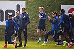 01.03.2019: Rangers training: Steven Gerrard