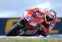Casey Stoner (AUS) 2007 World ChampMotorcycles - 2007 Australian GP / MotoGP2007 MotoGP World ChampionshipsPhillip Island VIC 12-14th October© Sport the library / Jeff Crow