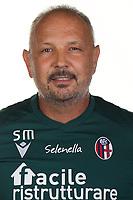 Sinisa Mihajlovic Coach of Bologna FC