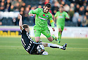 14/11/2010   Copyright  Pic : James Stewart.sct_jspa015_st_mirren_v_celtic  .::  SHAUN MALONEY IS CHALLENGED BY MARC MCAUSLAND::.James Stewart Photography 19 Carronlea Drive, Falkirk. FK2 8DN      Vat Reg No. 607 6932 25.Telephone      : +44 (0)1324 570291 .Mobile              : +44 (0)7721 416997.E-mail  :  jim@jspa.co.uk.If you require further information then contact Jim Stewart on any of the numbers above.........
