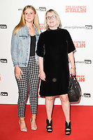 """Sylvestra Le Tousel<br /> arriving for the premiere of """"The Death of Stalin"""" at the Curzon Chelsea, London<br /> <br /> <br /> ©Ash Knotek  D3338  17/10/2017"""