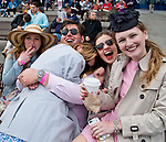 April 5, 2014: Sights from round the track as the Wood Memorial Stakes marks the arrival of spring and Derby Fever at Aqueduct Race Track in Ozone Park, NY. Scott Serio/ESW/CSM