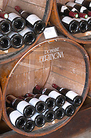 Winery shop. Domaine Bertagna, Vougeot, Cote de Nuits, d'Or, Burgundy, France
