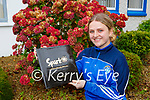 Killarney Presentation student Holly Power whose featured in the new book Spark Storie to ignite body, mind and soul