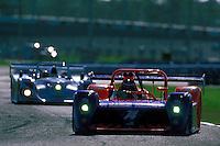#74 Riley & Scott..2002 Rolex 24 at Daytona, Daytona International Speedway, Daytona Beach, Florida USA Feb. 2002.(Sports Car Racing)