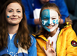 St Johnstone v Galatasaray…12.08.21  McDiarmid Park Europa League Qualifier<br />Saints fans back in numbers at McDairamid Park<br />Picture by Graeme Hart.<br />Copyright Perthshire Picture Agency<br />Tel: 01738 623350  Mobile: 07990 594431