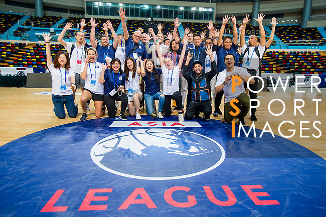 The Asia League crew during the Summer Super 8 at the Macao East Asian Games Dome on July 22, 2018 in Macau, Macau. Photo by Marcio Rodrigo Machado / Power Sport Images