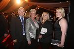Wales Sport Awards 2013<br /> Stephen Jones, Jean Jones, Helen Phillips & Vicky Jones<br /> 09.11.13<br /> ©Steve Pope-SPORTINGWALES
