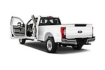 Car images of 2017 Ford F-350 XLT-Super 4 Door Pick-up Doors