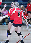 Martin Warriors vs. Summit Jaguars(varsity volleyball)