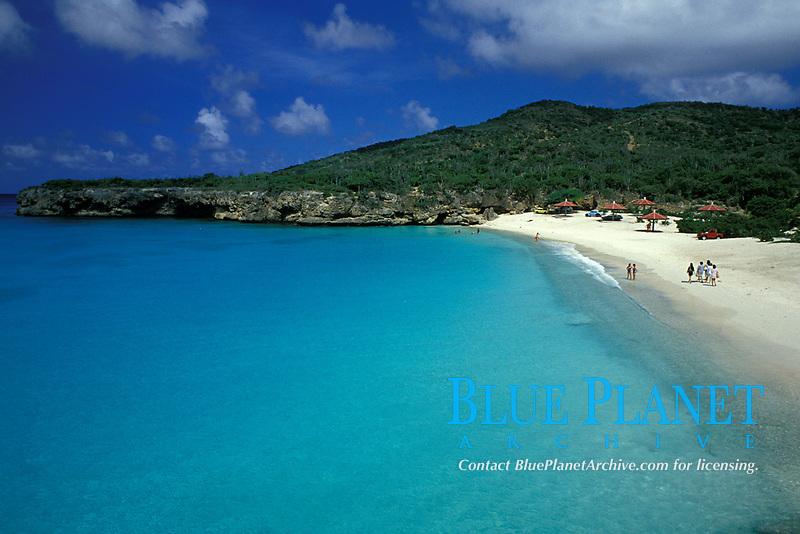 Knip Bay, Curacao, Netherland Antilles or Dutch ABC Island, Caribbean, Atlantic