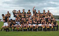 121018 Rugby - Wellington Development Team Photo