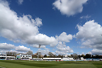 General view of the action on Day Four during Essex CCC vs Worcestershire CCC, LV Insurance County Championship Group 1 Cricket at The Cloudfm County Ground on 11th April 2021