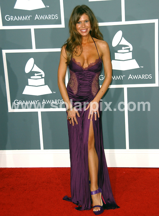 **ALL ROUND PICTURES FROM SOLARPIX.COM**.**SYNDICATION RIGHTS FOR UK, AUSTRALIA, DENMARK, PORTUGAL, S. AFRICA, SPAIN & DUBAI (U.A.E) ONLY**.The 51st Annual Grammy Awards Arrivals at the Staples Center  in Los Angeles, CA. USA.This pic:Nikki Cox..JOB REF:8425     PHZ    DATE: 08.02.09.DATE: 08.02.09**MUST CREDIT SOLARPIX.COM OR DOUBLE FEE WILL BE CHARGED**.**ONLINE USAGE FEE  GBP 50.00 PER PICTURE - NOTIFICATION OF USAGE TO PHOTO @ SOLARPIX.COM**