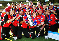 090124 Women's Cricket One Day Final - Wellington Blaze v Canterbury Magicians