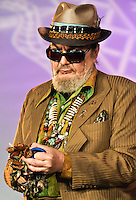 Dr. John at the 2011 Voodoo Festival in New Orleans, LA.