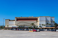 Greyhound Racing Track, Bonita Springs, Florida, USA.