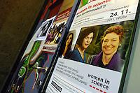 Die drei Leipziger Hochschulrektorinnen gemeinsam bei einer Diskussion im Frauenkultur e.V. - Frauen in der Wissenschaft - im Bild: v.l.n.r. Prof. Dr. Ana Dicke (HGB) , Prof. Dr. Beate Schücking (Uni) und Prof. Dr. Renate Lieckfeldt (HTWK).Foto: aif / Norman Rembarz..Jegliche kommerzielle wie redaktionelle Nutzung ist honorar- und mehrwertsteuerpflichtig! Persönlichkeitsrechte sind zu wahren. Es wird keine Haftung übernommen bei Verletzung von Rechten Dritter. Autoren-Nennung gem. §13 UrhGes. wird verlangt. Weitergabe an Dritte nur nach  vorheriger Absprache. Online-Nutzung ist separat kostenpflichtig..