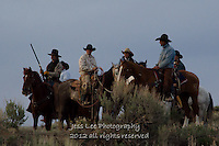 The Gathering Cowboys working and playing. Cowboy Cowboy Photo Cowboy, Cowboy and Cowgirl photographs of western ranches working with horses and cattle by western cowboy photographer Jess Lee. Photographing ranches big and small in Wyoming,Montana,Idaho,Oregon,Colorado,Nevada,Arizona,Utah,New Mexico. Fine Art Limited Edition Photography Of American Cowboys and Cowgirls by Jess Lee