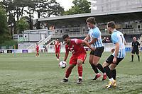 Kent FA Junior C Cup Final. TNS United (Blue & White) V Selhurst (Red)