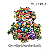 CUTE ANIMALS, LUSTIGE TIERE, ANIMALITOS DIVERTIDOS, paintings+++++,KL4593/5,#ac#, EVERYDAY ,sticker,stickers ,autumn,harvest