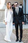 Antonio Banderas and his girlfriend Nicole Kimpel attends to the delivery of the Camino Real Award to spanish actor Antonio Banderas at Alcala de Henares in Madrid, April 26, 2017. Spain.<br /> (ALTERPHOTOS/BorjaB.Hojas)