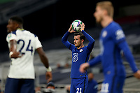 29th September 2020; Tottenham Hotspur Stadium, London, England; English Football League Cup, Carabao Cup, Tottenham Hotspur versus Chelsea; Ben Chilwell of Chelsea