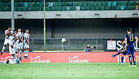 esultanza gol Miguel Veloso <br /> Verona 25/08/2019 Stadio Bentegodi <br /> Football Serie A 2019/2020 <br /> Hellas Verona - Bologna FC  <br /> Photo Daniele Buffa / Image Sport / Insidefoto
